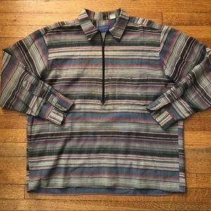 Pendleton Half-Zip Sweatshirt